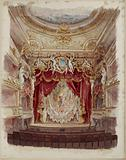 Hall of the Palais-Royal theatre