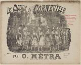 The Bells of Corneville. Quadrille by O Métra.