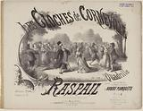 The Bells of Corneville. Quadrille by Raspail.