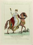 Marie Louise of Austria. Empress of the French and Queen of Italy. Born in Vienna on 12 December 1771.