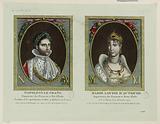 Napoleon the Great. … Marie Louise of Austria ….