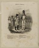 Napoleon at Schoenbrunn [dialogue, during a review, between Napoleon and a grenadier of the Guard]