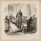 Meeting of Republican Patriots at Madame Roland's