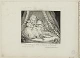 HRH Monsignor the Duke of Bordeaux and Mademoiselle