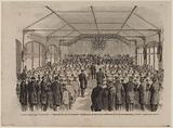 Imperial Asylum in Vincennes. – Inauguration by His Greatness the Archbishop of Paris of conferences for convalescents.