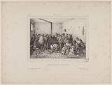 January 1830. Public chauffoir.