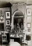 Interior, 2nd floor bedroom, Hotel belonging to Mr Adolphe Jullien, 10 rue Aubriot, 4th arrondissement, Paris