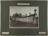 Houses prior to the 19th century located in the Seine department, outside the fortifications: right-hand pavilion at …