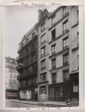 26, 24, 22 rue François Miron (block n°16), 4th arrondissement, Paris