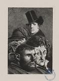 [Les Misérables, Part Three, Book Seventh, Chapter III] Babet, Gueulemer, Claquesous and Montparnasse