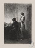 [Les Misérables, Part Three, Book Eighth, Chapter XI] It was the Jondrette girl