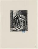 [Notre-Dame de Paris, Book 1] Liénarde and Gisquette