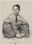 Mrs Lesguillon, née Hermance Sandrin