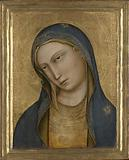 Bust of Saint Mary (formerly entitled Madonna)