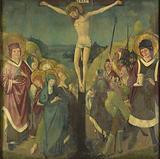Crucifixion with Saints Cosmas and Damian