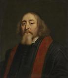Portrait of Jan Amos Comenius