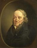Portrait of Johannes Kinker, Poet and Philosopher, Professor at Liège