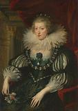 Anne of Austria. Wife of Louis XIII, king of France.