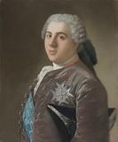 Louis de Bourbon, Dauphin of France