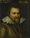 Portrait of Prince Philip William of Orange