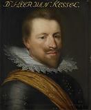 Portrait of Willem Adriaen, Count van Hornes, Lord of Kessel and Westwezel, General of Artillery