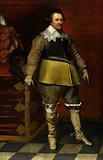 Portrait of Ernst Casimir I, Count of Nassau-Dietz