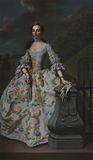 Portrait of Charlotte Beatrix Strick van Linschoten