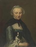 Portrait of Antoinette Métayer, Oldest Sister of Louis Métayer