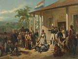The Arrest of Diepo Negoro by Lieutenant-General Baron De Kock