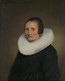 Portrait of Margaretha de Geer