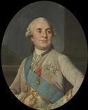 Portrait of Louis XVI, King of France