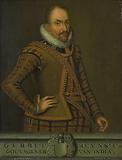 Portrait of Gerard Reynst, Governor-General of the Dutch East Indies