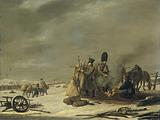 Bivouac at Molodechno, 3–4 December 1812: an episode from Napoleon's Retreat from Russia