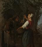 The Herring-Seller