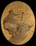 Allegorical Figure of a Woman with a Club (Fortitude?)
