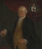 Portrait of Reinier de Klerk, Governor-General of the Dutch East India Company