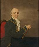 Portrait of Johannes Siberg, Governor-General of the Dutch East Indies