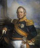 Portrait of Hendrik Merkus, Baron de Kock, Army Commandant and after 1826 Lieutenant Governor-General of the Dutch …