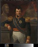 Portrait of Johannes, Graaf van den Bosch, Governor-General of the Dutch East Indies