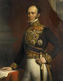 Portrait of Jan Jacob Rochussen, Governor-General of the Dutch East Indies