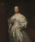 Portrait of Cornelia Craen van Haeften