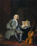 Portrait of a Member of the Van der Mersch Family