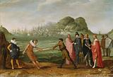 Battle for the Gold Staff (Dominion of the World)