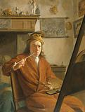 Portrait of a Painter, perhaps the Artist Himself