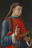 Saint Cosmas (or Damian)