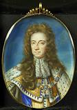 Portrait of William III, prince of Orange. From 1689 on king of England.