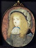 Portrait of Frances Teresa Stuart, Duchess of Richmond and Lennox, in Male Costume