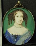 Portrait of Henrietta, Duchess of Orléans
