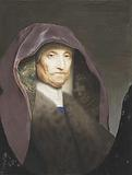 Portrait of an old woman, so-called Rembrandt's mother
