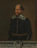 Portrait of Jacques Specx, Governor-General of the Dutch East Indies